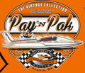 Vintage Collection Tee Shirt - Orange - Pay 'N Pak