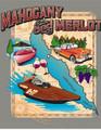 Mahogany & Merlot Magnet (ONE)