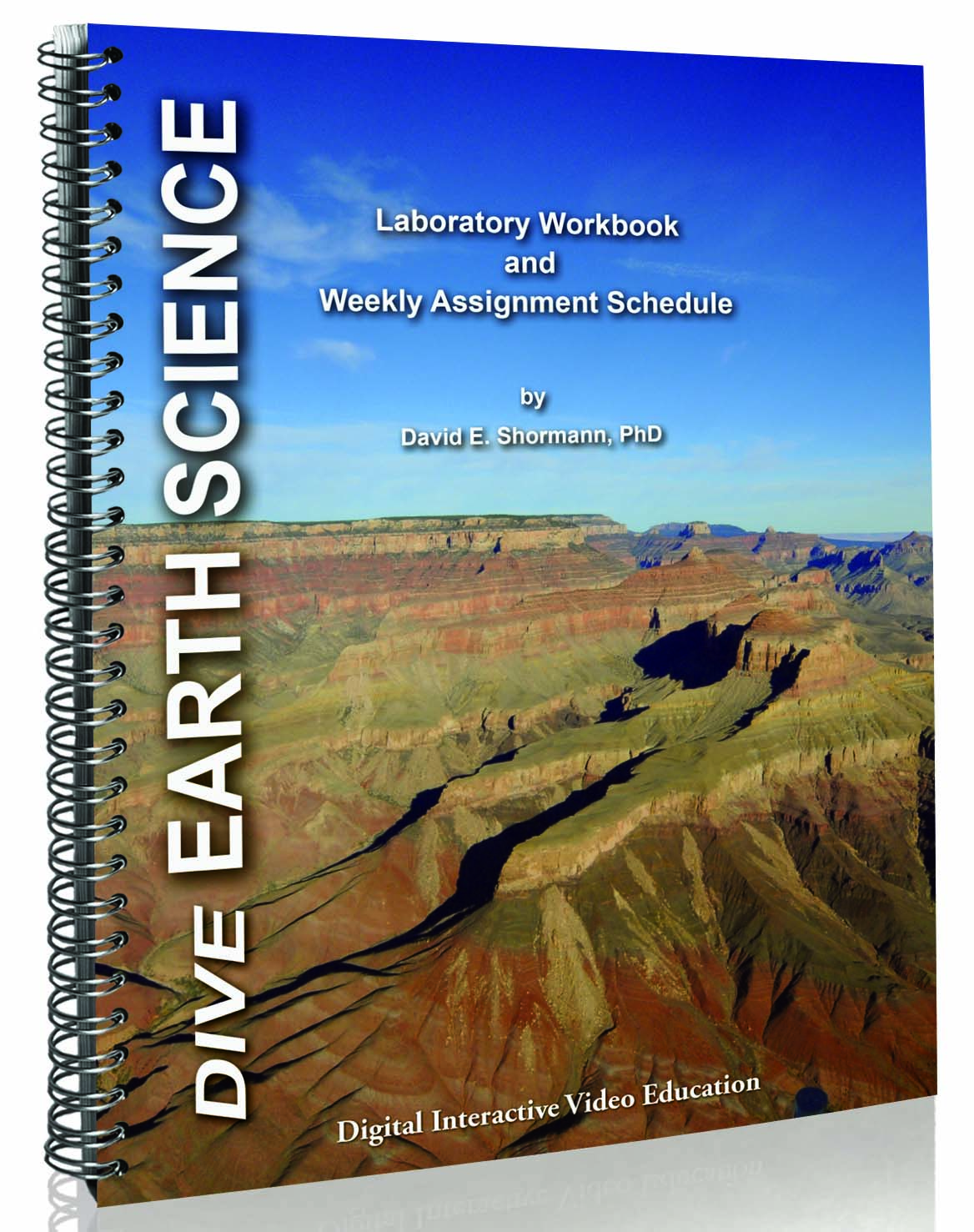 Lab Workbook for DIVE Earth Science - CD, Download, and eLearning ...