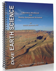 Lab Workbook for DIVE Earth Science - CD, Download, and eLearning