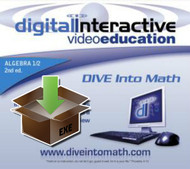 Digital Download for DIVE Algebra 1/2, 2nd Edition