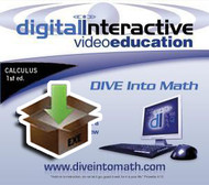 Stream & Download  DIVE Video Lessons for Saxon Calculus, 1st Edition