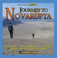 MP3 Download of Journey to Novarupta Audio Adventure