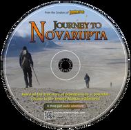 CD of Journey to Novarupta Audio Adventure