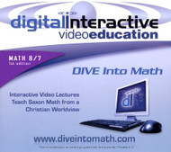 CD-ROM for DIVE Math 87, 1st Edition