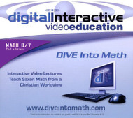 CD-ROM for DIVE Math 87, 2nd Edition