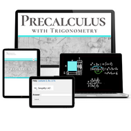 Shormann Precalculus with Trigonometry Self-Paced eLearning Course