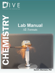 Lab Manual for eLearning Chemistry Course