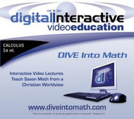 CD-ROM for DIVE Calculus, 1st Edition