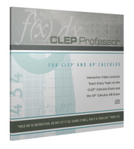 CLEP Professor for CLEP and AP Calculus CD-ROM