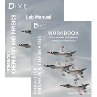 Workbook and Lab Manual for CD and Download formats of DIVE Integrated Chemistry and Physics Course