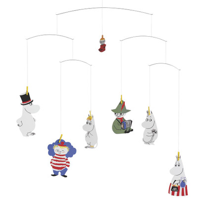 Moomin Mobile by Flensted