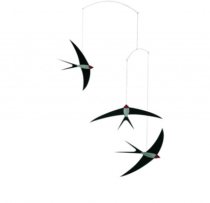 Swallow Mobile by Flensted