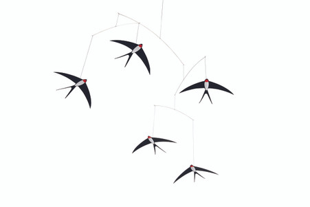 Flensted Swallows Five Mobile
