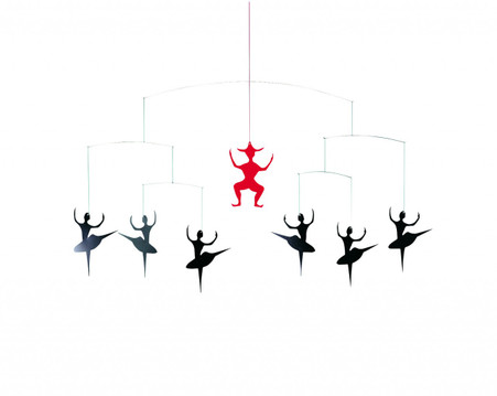 Ballet Mobile by Flensted Mobiles