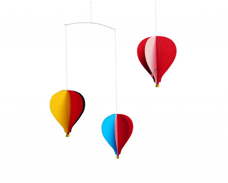 Balloon 3 Mobile by Flensted Mobiles