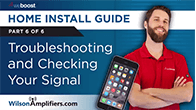 Troubleshooting your signal