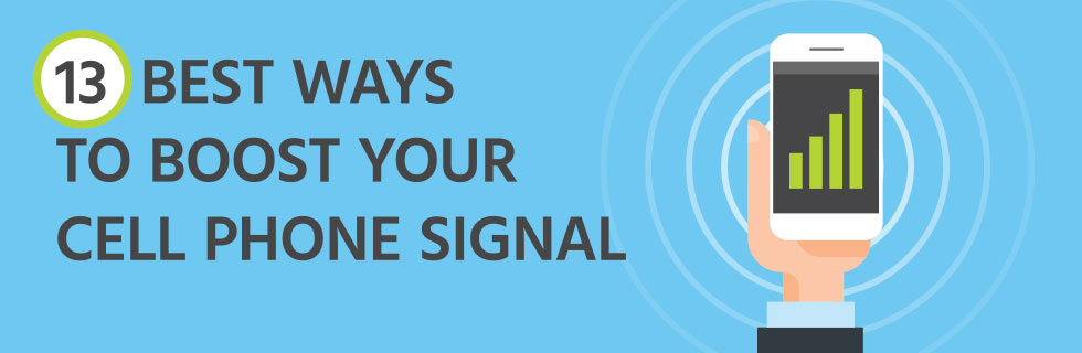 How to make cell phone signal stronger at home