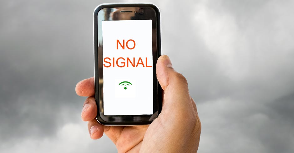 8 Reasons Why Cell Phone Signals Suddenly Go Bad ...
