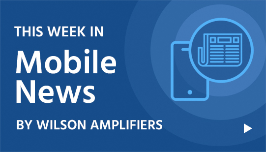 This Week in Mobile News