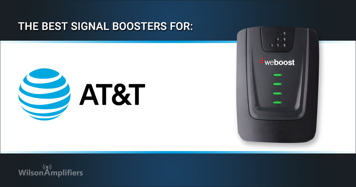 7 Best AT&T Signal Boosters in 2019 for Home, Office, and Car