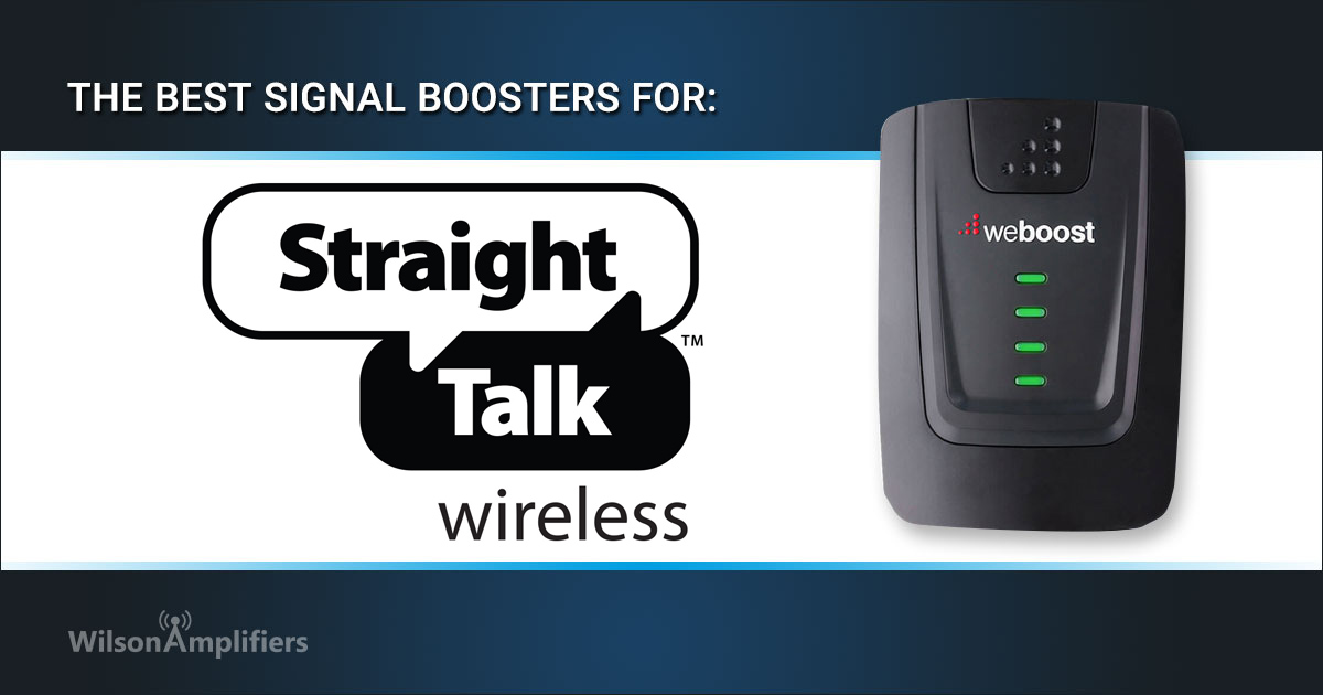 7 Best Straight Talk Signal Boosters for Home, Office, and Car: Get