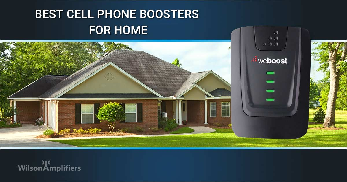 best cell phone booster for home header
