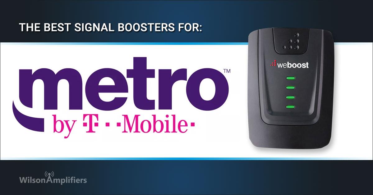 Metro PCS Signal Booster