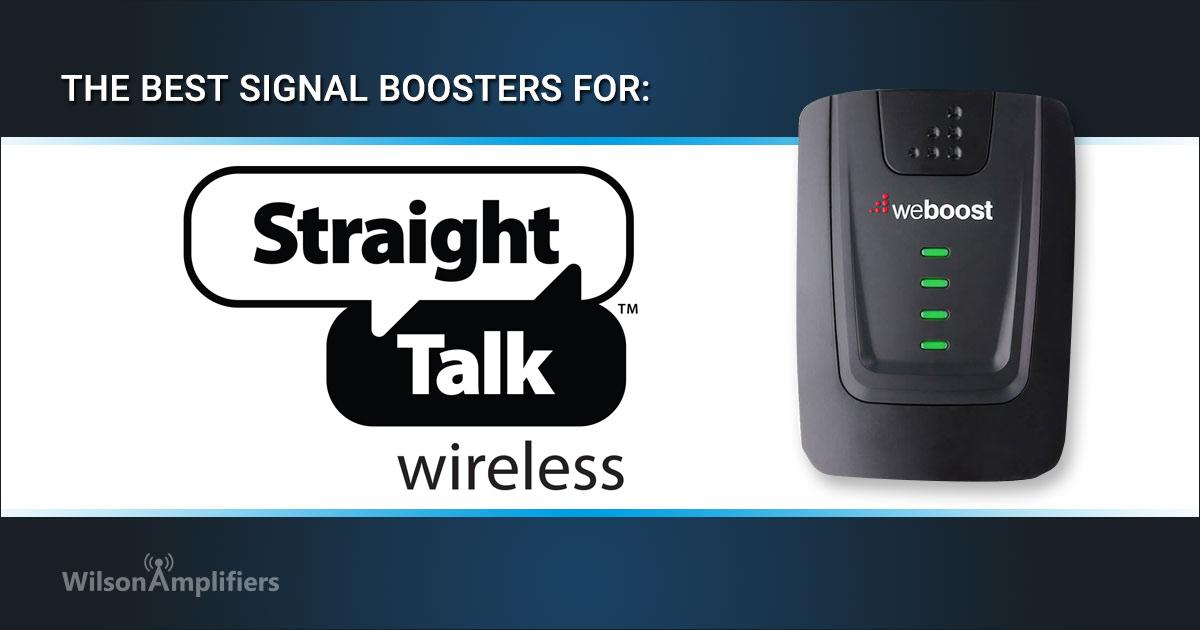 Straight Talk Signal Booster