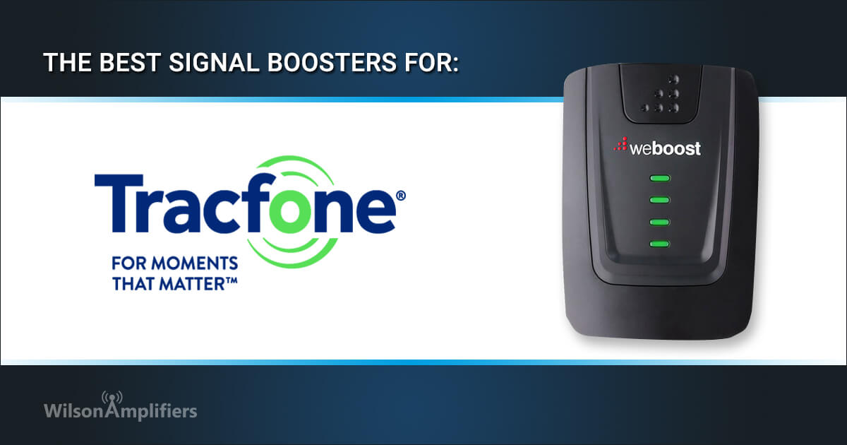 Tracfone Compatible Smartphones >> Tracfone Cell Phone Signal Booster Wilsonamplifiers Com