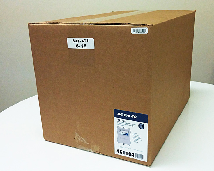 Wilson 461104 AG Pro 4G Cell Phone Signal Booster - Box