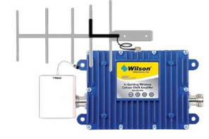 841165 Wilson 65 dB Amplifier Kit (Black Coax) Single Band 800 Mhz