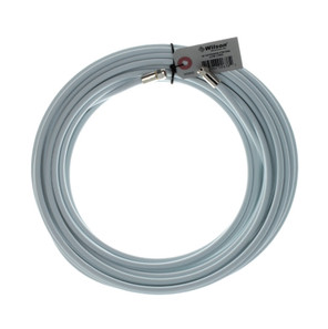 950650 Wilson 50-Foot RG-6 Low-Loss White Coaxial Cable F-Male / F-Male, main