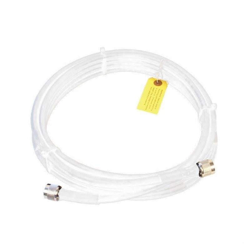 Wilson 952420 20-Foot WILSON400 Ultra Low Loss Coaxial Cable N Male ÌÎå«ÌÎ_ÌÎÌ_ÌÎåÌÎÌ_ÌÎå´ N Male White, main