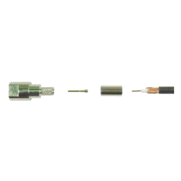Wilson 971115 FME Male Crimp for RG58 Cable