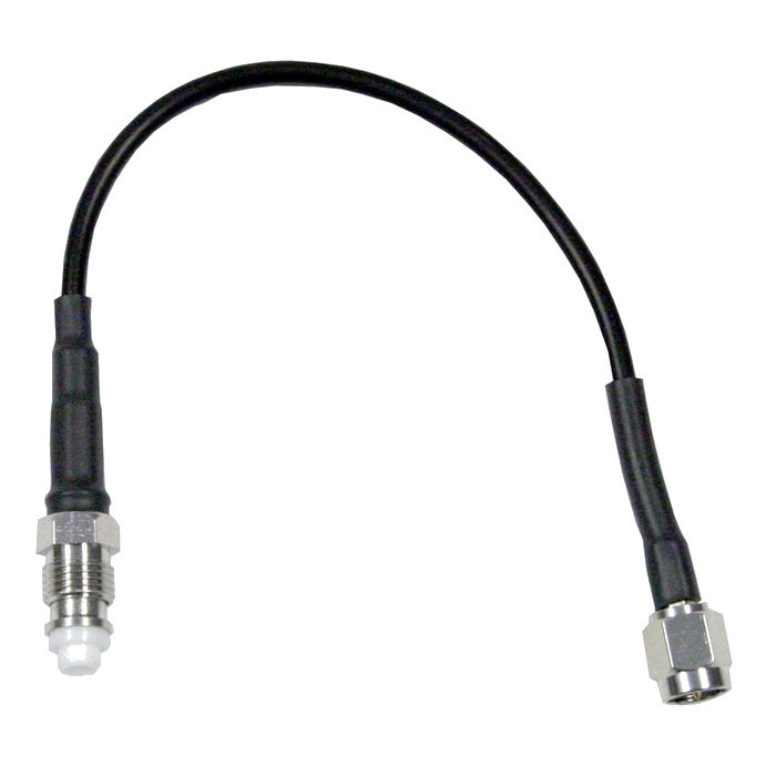 Wilson 971125 FME Female to SMA Male With 6 inch RG 174 Cable