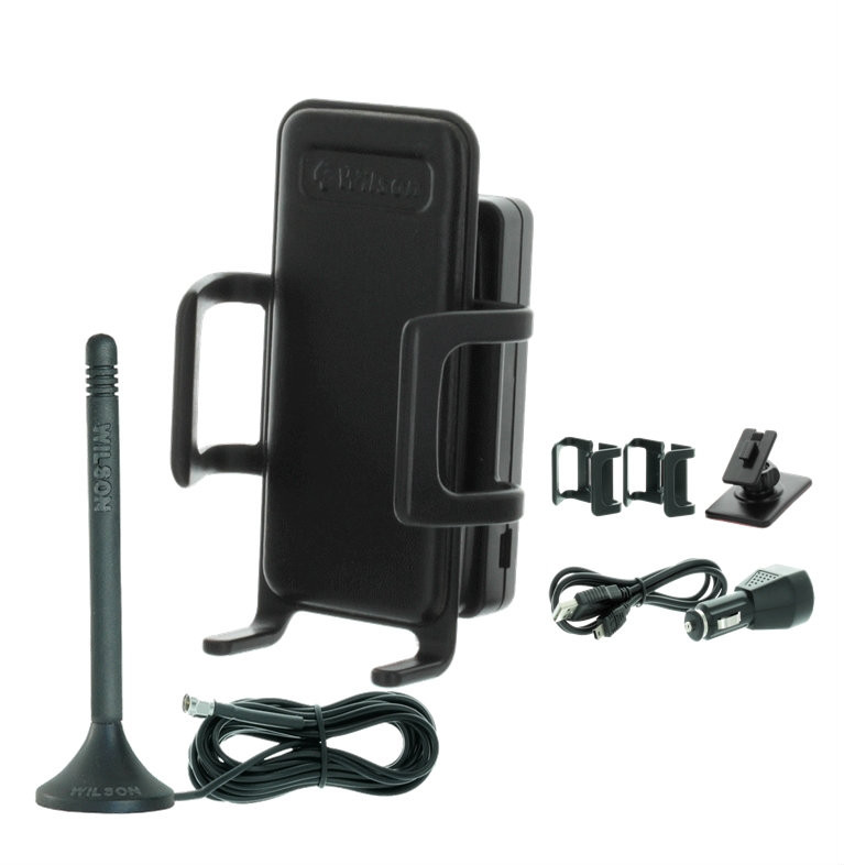 Wilson 815326 Sleek 4G-A Cradle Mobile Signal Booster for AT&T LTE
