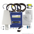 Wilson 803470-BL2 AG Pro Quint Selectable 4G (All Carriers) +75dB Building Signal Booster Kit, main