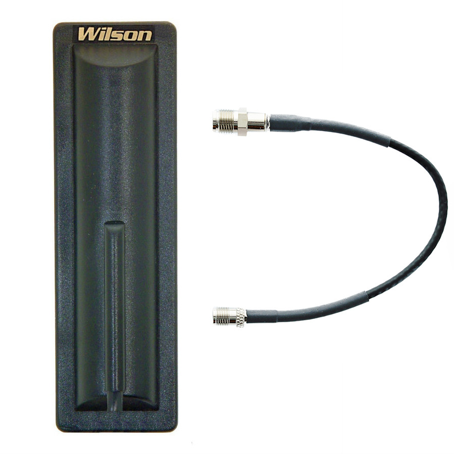 Wilson 301106 Low Profile Antenna w/ FME Female Connector Dual Band 800-1900 MHz