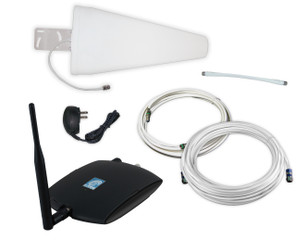 zBoost Trio Soho Xtreme AT&T Cell Phone Signal Booster | ZB575X-A Complete Kit