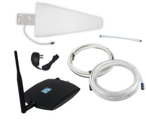 zBoost Trio Soho Xtreme Verizon Cell Phone Signal Booster | ZB575X-V Complete Kit