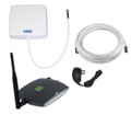 zBoost Reach Cell Phone Signal Booster | ZB560P Complete Kit