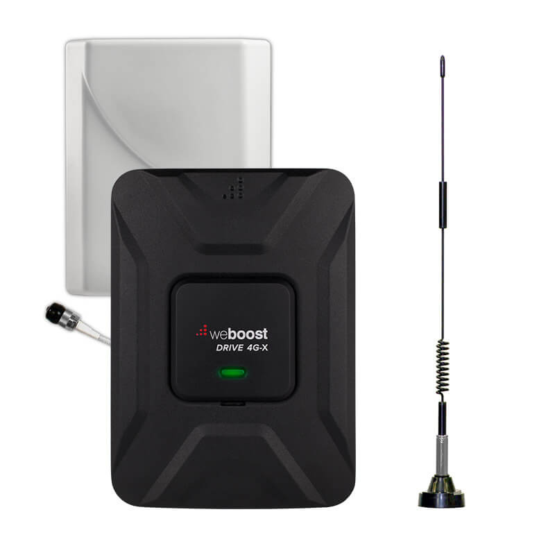 weBoost Drive 4G-X + Ambulance Kit