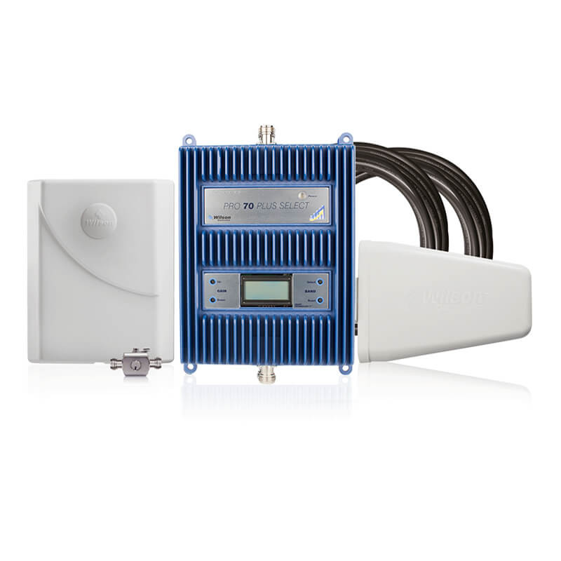 wilson pro 70 plus select cell phone signal booster kit