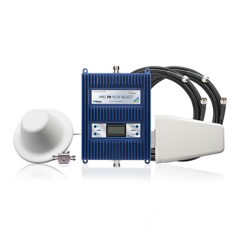 Wilson Pro 70 Plus Select (50 Ohm) Yagi/Dome Antenna Kit   462227