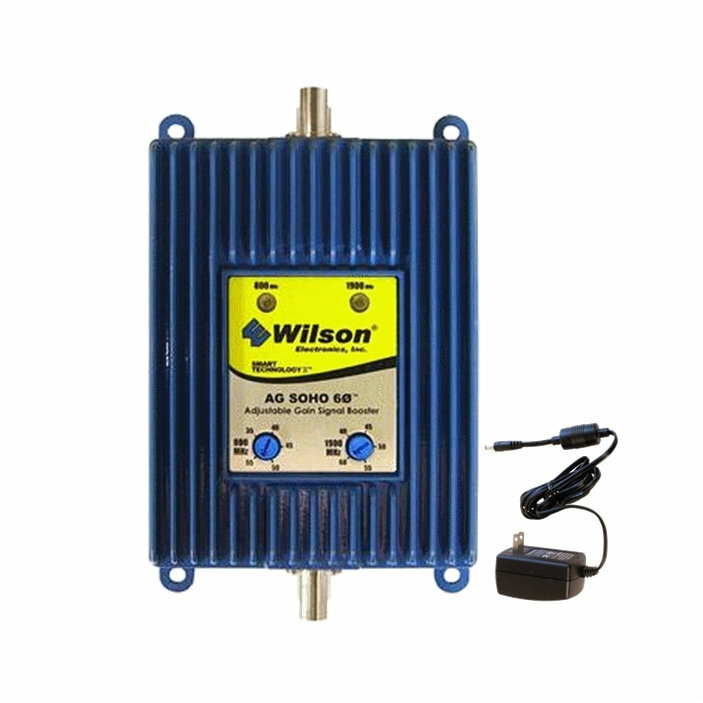 Wilson 801245 Building AG SOHO 60 dB Amplifier Dual Band 850/1900 Mhz, main