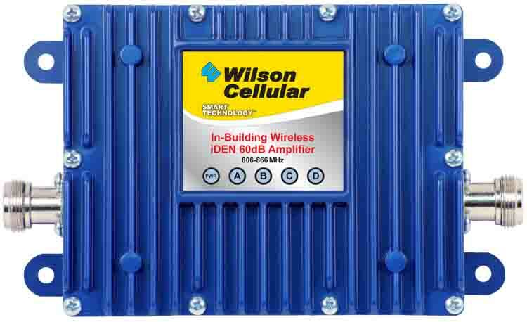 Wilson 804006 Building Wireless 60dB Amplifier Nextel/iDen Band