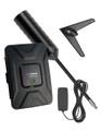 weBoost Drive 4G-X OTR Signal Booster Kit Truck Edition w/ HD TV Antenna Bundle - 470210-B2