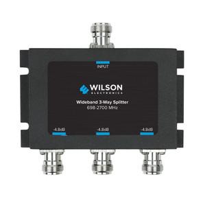 Wilson 859980 -4.8dB 3-Way Splitter for 700-2700MHz | 50ohm