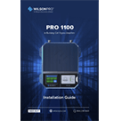 Installation Manual Pro 1100